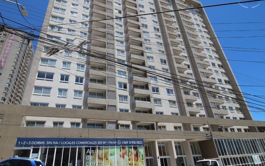 DEPARTAMENTO 2D 2B 1E Estilo Mariposa Sector Brasil