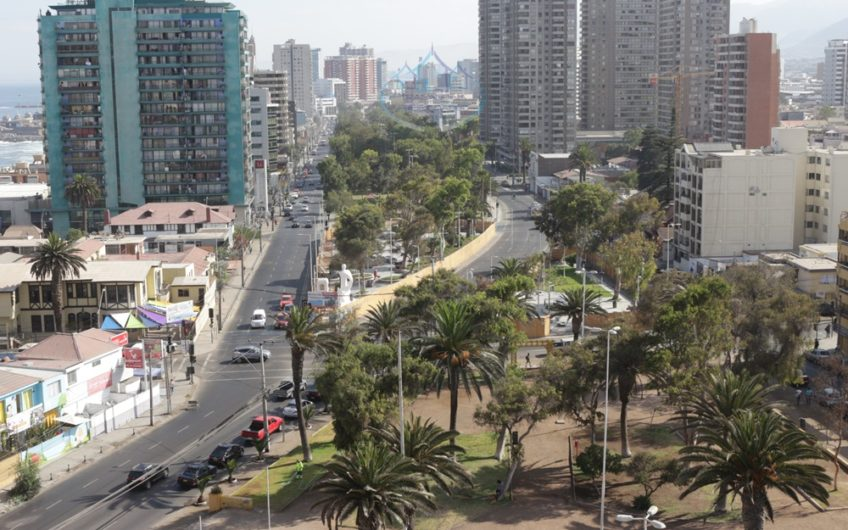 DEPARTAMENTO DUPLEX vista panorámica al Parque Brasil