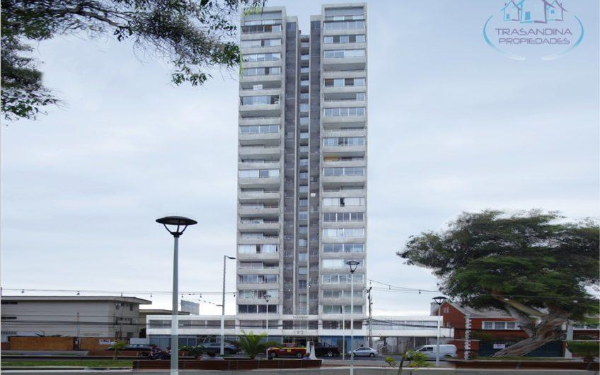 DEPARTAMENTO AMOBLADO 3D 3B 1E frente a Parque Brasil
