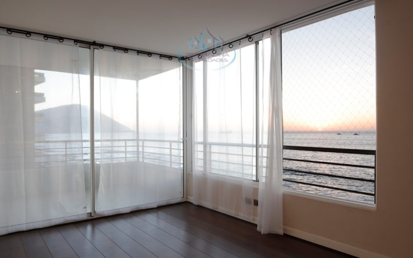 DEPARTAMENTO 3D 2B 1E Vista al Mar Sector Sur Antofagasta
